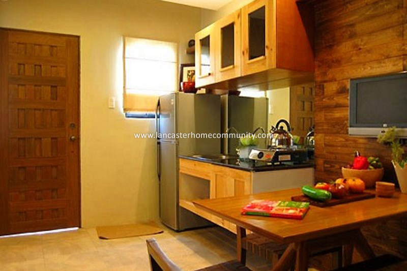 Alice House Model Lancaster Homes For Sale In Cavite Dressed Up Kitchen Area Lancaster New City Homes For Sale In Cavite